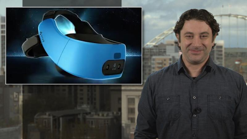 Make VR wire-free! HTC Vive Focus joins the stand-alone party