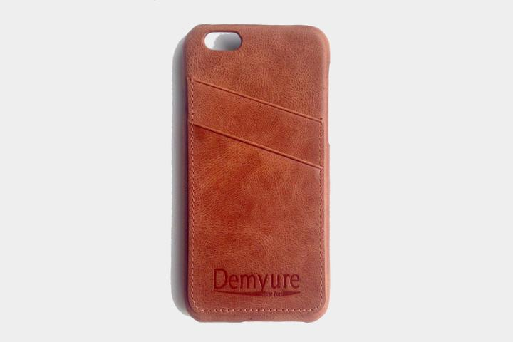 Demyure Leather Wallet Case