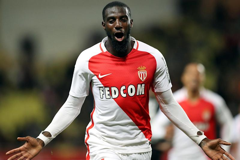 In demand | Tiemoue Bakayoko is just one Monaco's stars being courted by European giants: Valery Hache/AFP/Getty Images