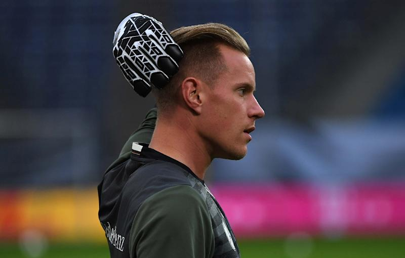 Ter Stegen signs new Barcsa deal