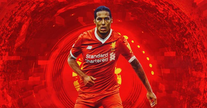 Van Dijk 'delighted and honoured' to join Liverpool