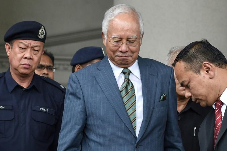 MACC arrests Najib over 1MDB case