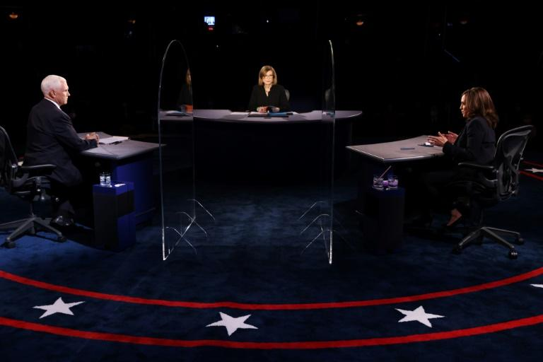 Fact Check: The US vice presidential debate