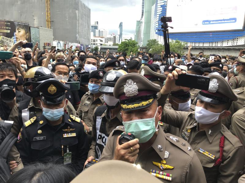 Thailand Political Protests