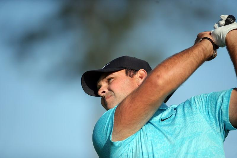Reed relishes tough conditions at U.S. Open