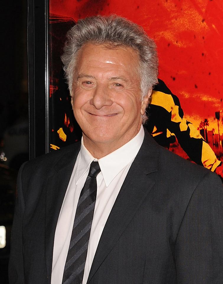 "<b>Dustin Hoffman</b><br> The ""Rain Man"" actor has been credited with <a href=""http://yhoo.it/KM93tb"">saving the life of a jogger</a> who suffered a heart attack while exercising in London's Hyde Park. According to the Sun, Hoffman called emergency services and tended to the stricken man, 27-year-old Sam Dempster. The 74-year-old Hoffman lives nearby and stayed at the man's side until paramedics had restarted his heart. Demptster told the publication, ""I have no memory of what happened. The paramedics told me I had been saved by Dustin Hoffman. It's unbelievable."""