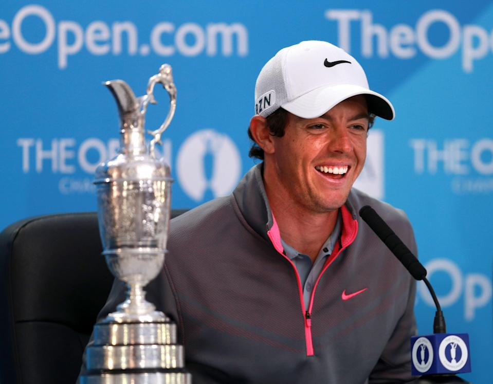 Rory McIlroy (PA Archive)