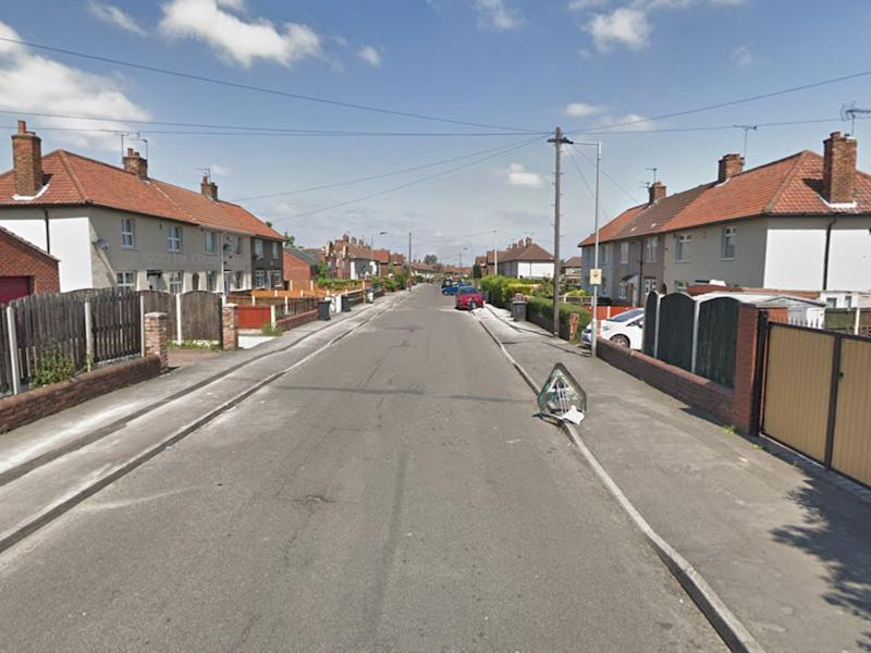 Welfare Road in Doncaster, where two people have been arrested on suspicion of gross negligence manslaughter (Google Maps)