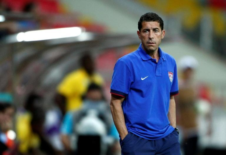Former US international midfielder Tab Ramos will be the new manager of the Houston Dynamo (AFP Photo/-)