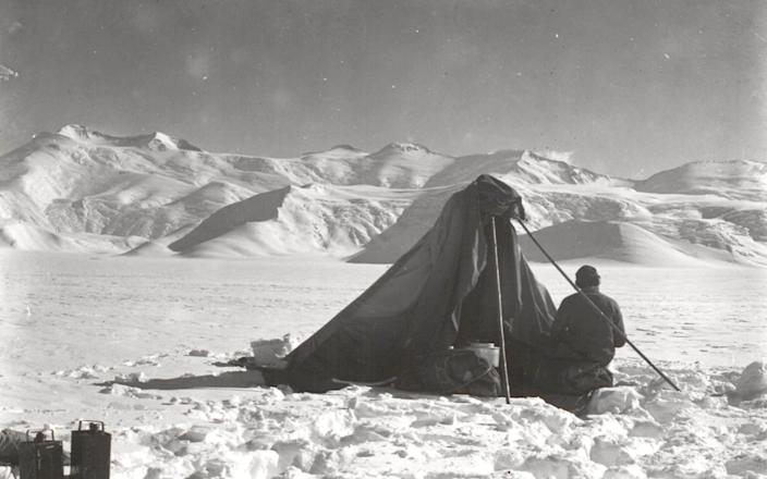 NASA scientists have come up with a previously overlooked explanation why the British expedition was beaten by Rauld Amundsen's Norwegian team - PA