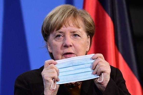 Imagen de archivo de la canciller alemana, Angela Merkel (Photo: Pool via Getty Images)