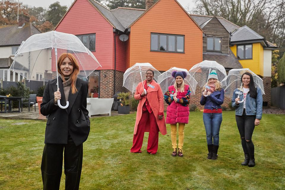 Stacey Dooley fronts another episode of This Is My House. (BBC/Expectation Entertainment)