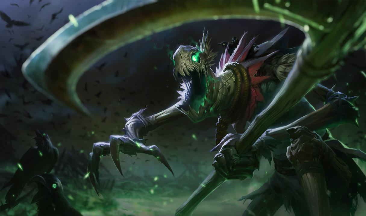 League of Legends Patch 7.6 buffs Cho'Gath, Aatrox, and other niche picks