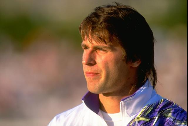 <p>Jan Zelezny's 98.48m javelin throw in 1996, still the longest in history, would be chalked off. </p>