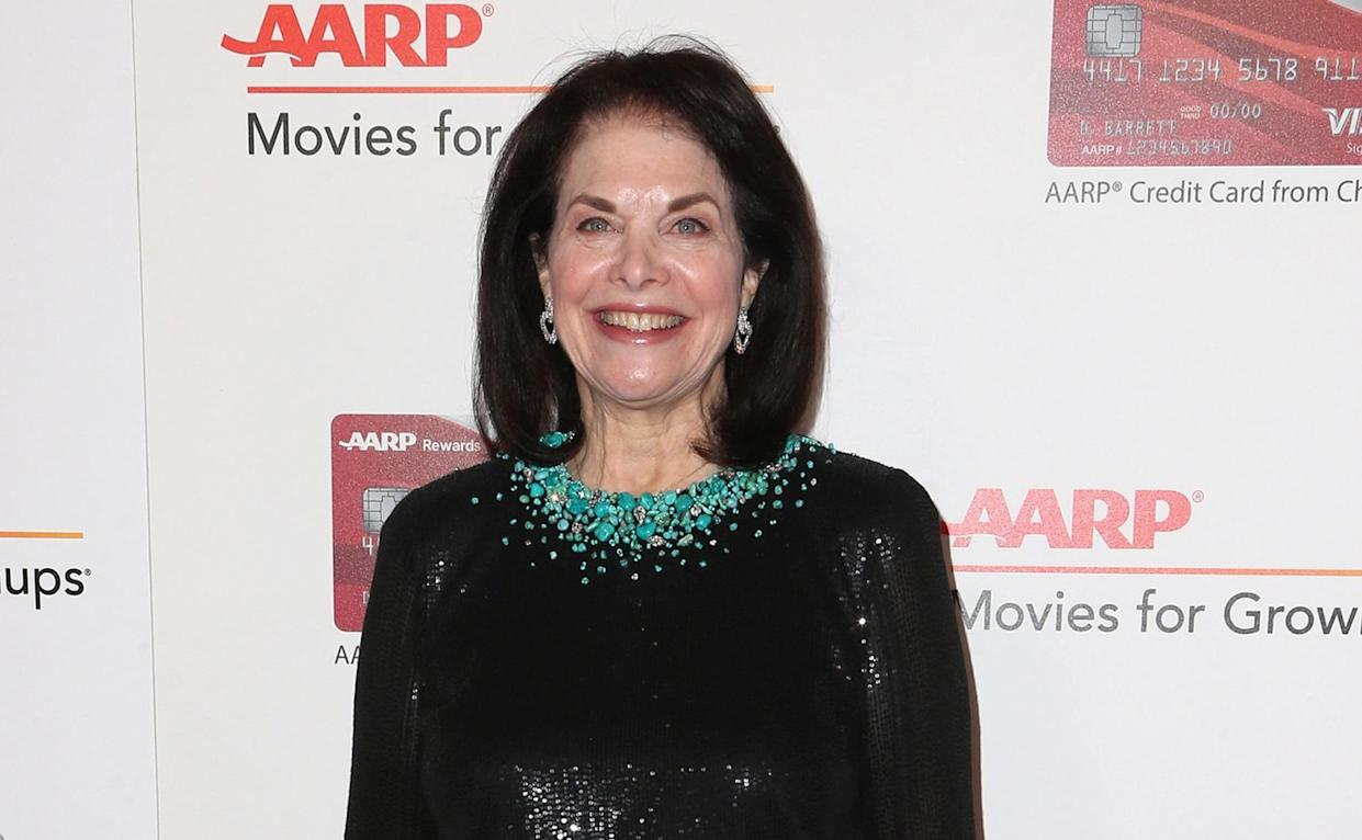 Former Paramount boss Sherry Lansing, photographed in February 2017 (Credit: FayesVision/WENN.com)