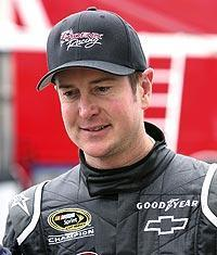 Kurt Busch says he talked to Richard Petty, Richard Childress and Michael Waltrip before signing with James Finch