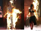 """<div class=""""caption-credit""""> Photo by: marieclaire.com</div>The Fire Look"""