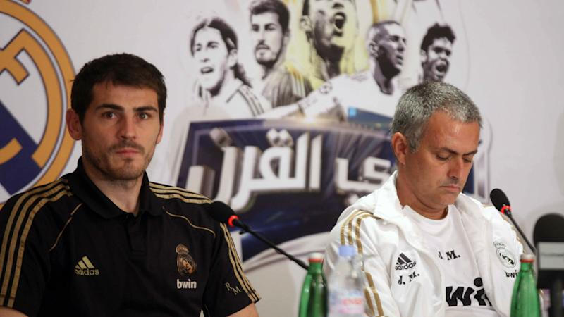 Casillas kept quiet on Mourinho feud to avoid Real Madrid 'circus'