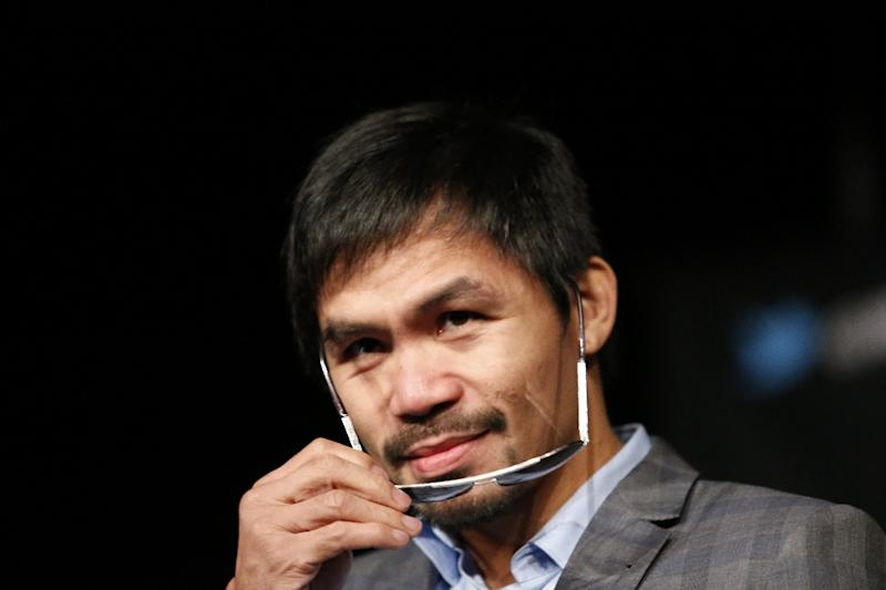Manny Pacquiao, who converted from Catholicism to an evangelical Protestant faith late in his boxing career, created a global controversy this week when he described homosexuals as worse than animals