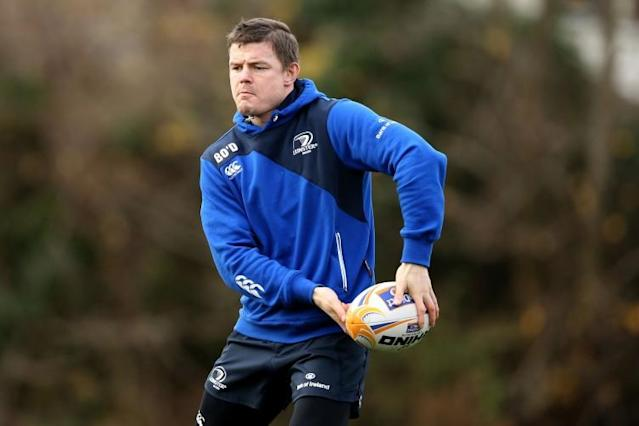 O'Driscoll retained for Leinster's Edinburgh trip as Ulster welcome back Wallace