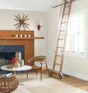 """<p>""""This is my go-to color when working with an open floor plan,"""" says Abbe Fenimore, founder/principal designer at <a href=""""http://studioten25.com/"""" rel=""""nofollow noopener"""" target=""""_blank"""" data-ylk=""""slk:Studio Ten 25"""" class=""""link rapid-noclick-resp"""">Studio Ten 25</a>. """"A <a href=""""http://www.benjaminmoore.com/en-us/paint-color/reverepewter"""" rel=""""nofollow noopener"""" target=""""_blank"""" data-ylk=""""slk:fail-safe neutral"""" class=""""link rapid-noclick-resp"""">fail-safe neutral</a>, it works with all styles, from traditional to modern, and both warm and cool color palettes. It's a great alternative to white, as it adds enough color to a room without overwhelming.""""</p><p><a class=""""link rapid-noclick-resp"""" href=""""http://www.benjaminmoore.com/en-us/paint-color/reverepewter"""" rel=""""nofollow noopener"""" target=""""_blank"""" data-ylk=""""slk:SHOP NOW"""">SHOP NOW</a></p>"""