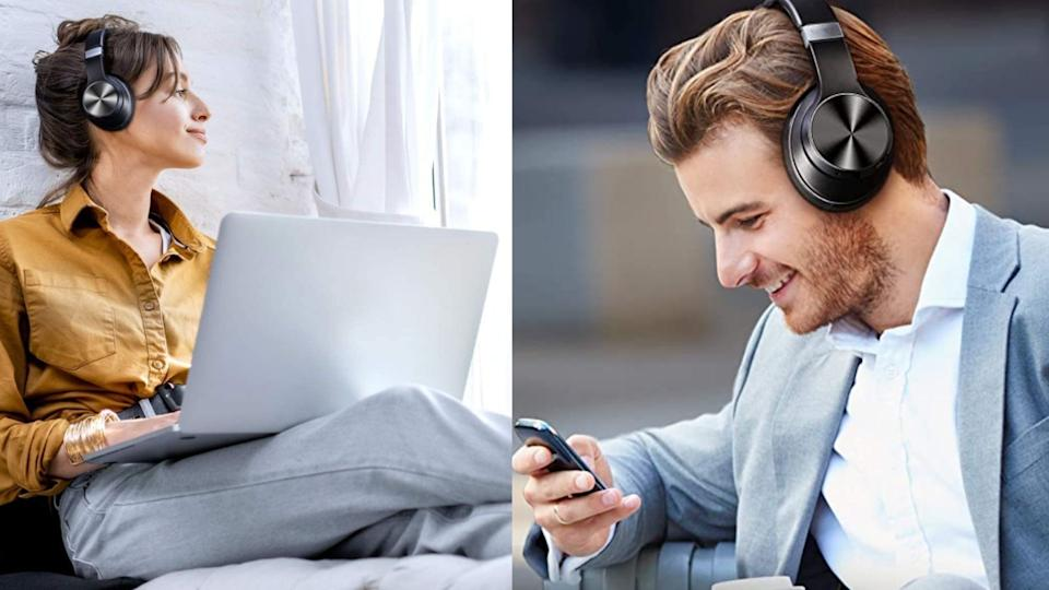 Vankyo Active Noise Cancelling Headphones are on sale on Amazon for $65.