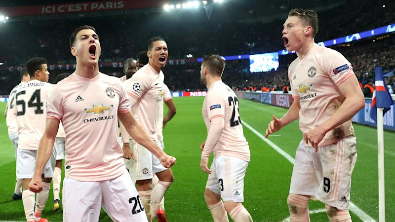 EXTRA TIME: How Africa celebrated Manchester United's triumph over PSG