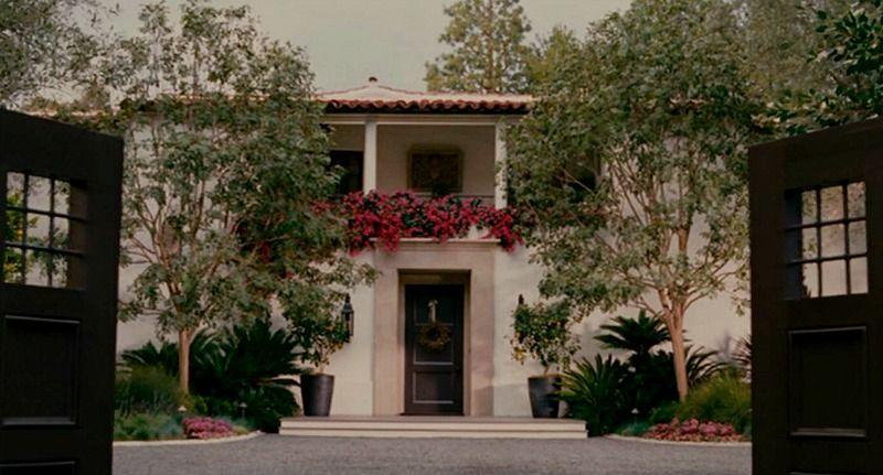 <p>When Kate Winslet's character comes from her small cottage in the UK and begins her stay at Cameron Diaz's LA mansion, you could tell she was a little starstuck—I would be too! This gorgeous 10,324-square-foot home became a tourist attraction for fans of the romantic movie. It features a media room in the finished basement, a pool and spa, paddle tennis court, and a rose garden. So yeah, I'd want to live there too.</p><p>1883 Orlando Rd. San Marino, CA 91108</p>