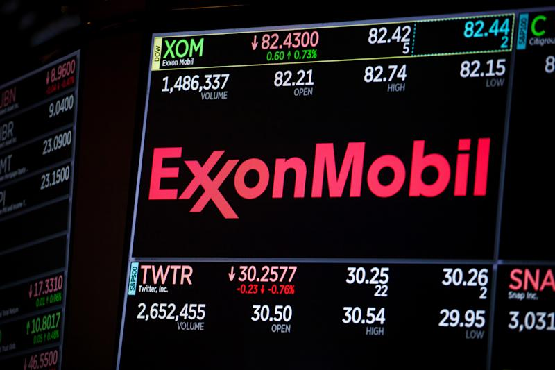 Exxon MobilWeighs Sale of Malaysian Offshore Assets