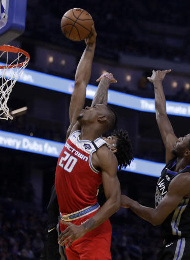 Kings send Warriors to 7th straight home loss, 112-94