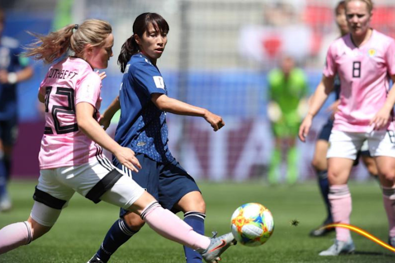 Women's World Cup: Japan Coach Says 'There is Room for Improvement' After Win Over Scotland