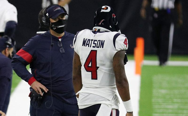 Bill O'Brien: I respected the decision, because we just didn't do enough