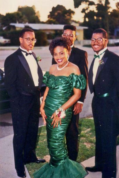 PHOTO: Niecy Nash is pictured at her at prom in this undated photo. (Niecy Nash)