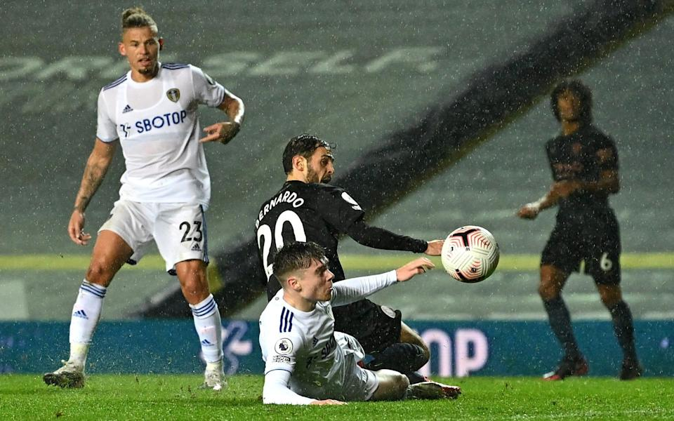 It was end-to-end stuff at Elland Road - GETTY IMAGES