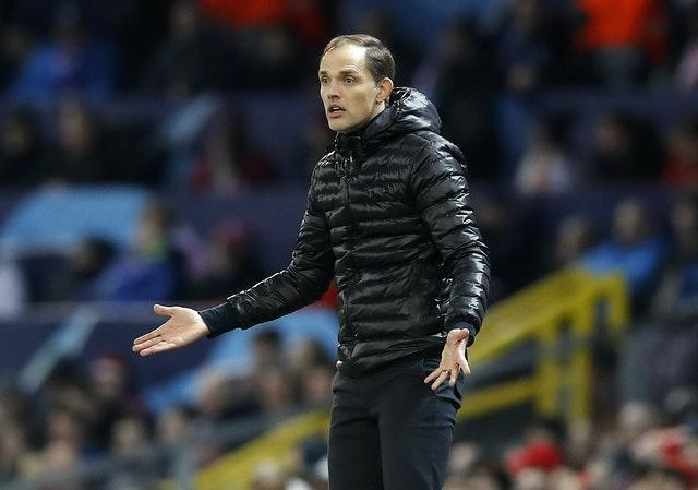 Tuchel guided PSG to last season's Champons League final