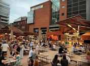 "<p>The Oast House in Spinningfields has promised to come back with a bang this summer and with last year's events including a weekly film club complete with <a href=""https://www.redonline.co.uk/travel/inspiration/g34450137/dog-friendly-hotels-norfolk/"" rel=""nofollow noopener"" target=""_blank"" data-ylk=""slk:dog-friendly"" class=""link rapid-noclick-resp"">dog-friendly</a> screenings, we can't wait to see what they have in store this year!</p><p>Bookings are open for dates following April 12th for the newly refurbished outdoor terrace in the heart of the city centre.</p><p><a href=""https://www.instagram.com/p/CLolDc5gaO3/"" rel=""nofollow noopener"" target=""_blank"" data-ylk=""slk:See the original post on Instagram"" class=""link rapid-noclick-resp"">See the original post on Instagram</a></p>"
