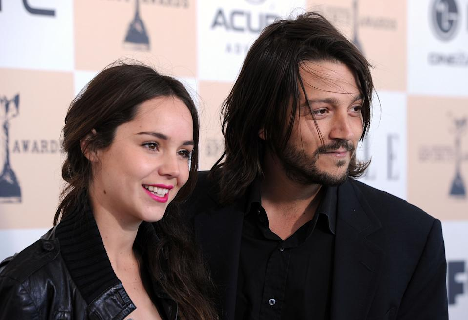 Diego Luna y Camila Sodi en el 2011. (Photo by Frazer Harrison/Getty Images)