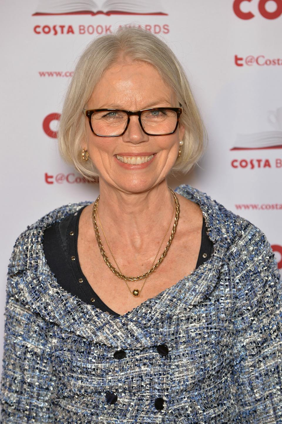 LONDON, UNITED KINGDOM - JANUARY 26: Costa Award final judging panelist Penny Junor pictured tonight at the Costa Book Awards, on January 26, 2016, in London, England.  The Costa Book Awards is one of the UK's most prestigious and popular literary prizes and recognises some of the most enjoyable books of the year, written by authors based in the UK and Ireland.   PHOTOGRAPH BY Richard Kendal / Barcroft Media  UK Office, London. T +44 845 370 2233 W www.barcroftmedia.com  USA Office, New York City. T +1 212 796 2458 W www.barcroftusa.com  Indian Office, Delhi. T +91 11 4053 2429 W www.barcroftindia.com (Photo credit should read Richard Kendal / Barcroft Media / Barcroft Media via Getty Images)