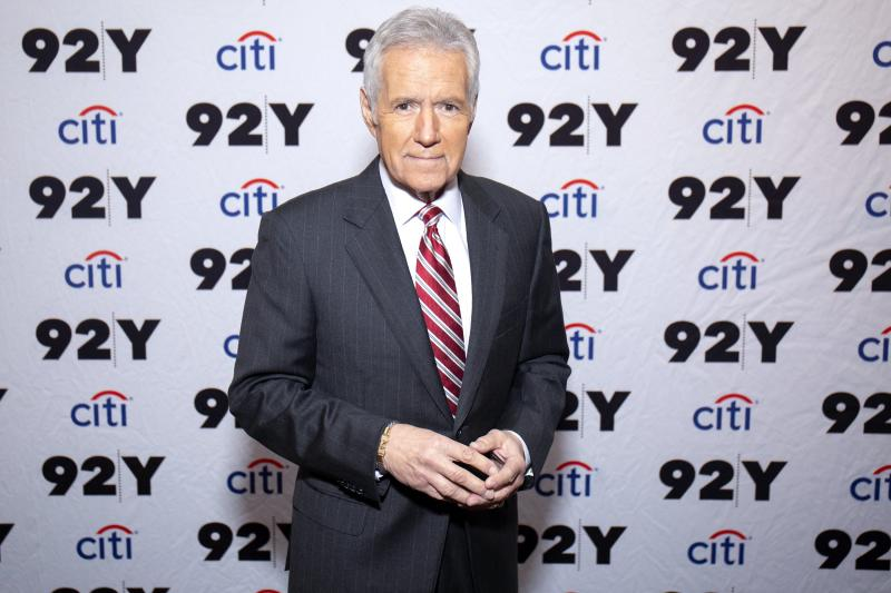 'Jeopardy!' Host Alex Trebek Opens Up About Cancer Diminishing Skills