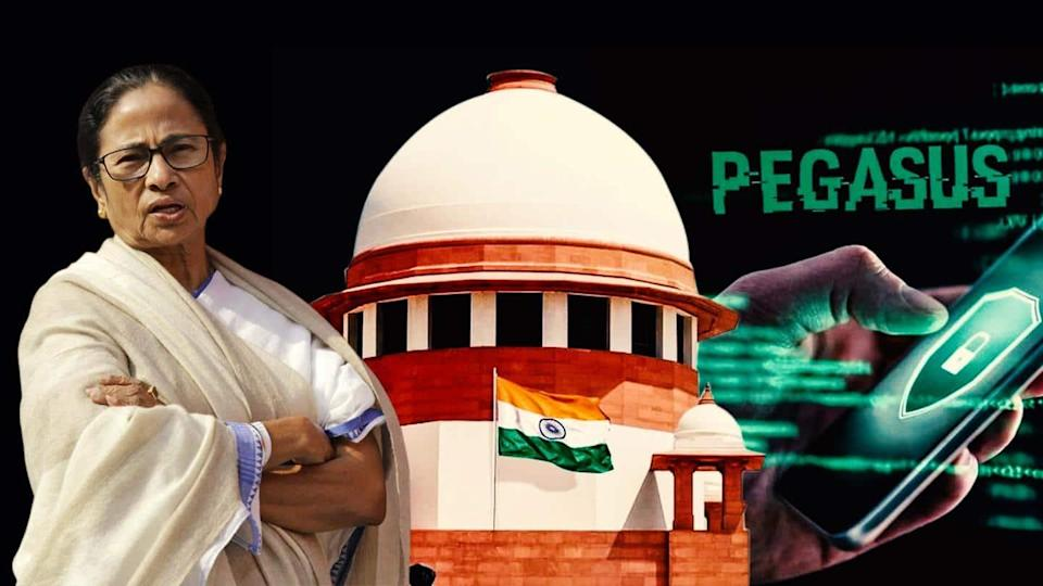Pegasus: SC refuses stay on West Bengal government