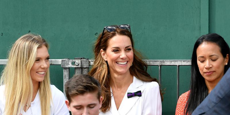 We've just found a €60 dupe of Kate Middleton's €3,000 Wimbledon dress