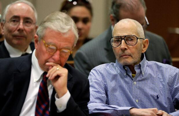 Robert Durst Admits To Writing Tip-Off Note in 2000 Murder of Former Friend
