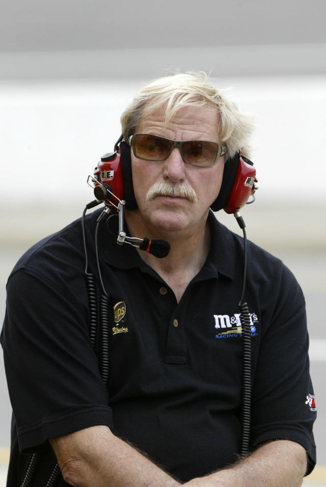 <p>Robert Yates (1943-2017): Legendary NASCAR engine builder and team owner. </p>