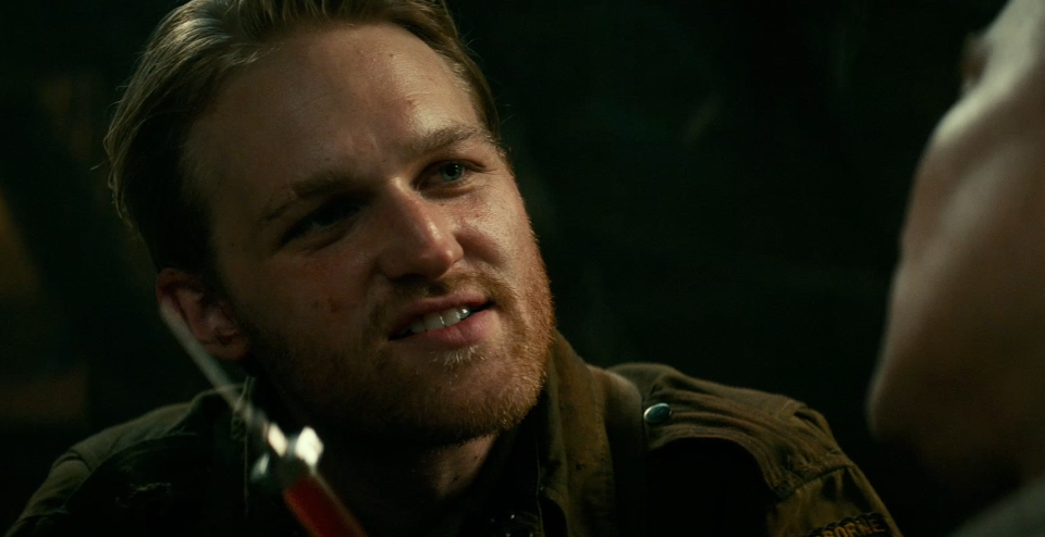 Wyatt Russell in <i>Overlord</i> (Paramount)