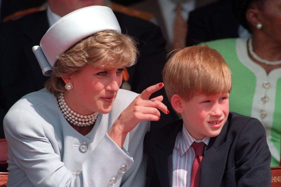 The statue will be a tribute to Princess Diana on what would have been her 60th birthday (PA)