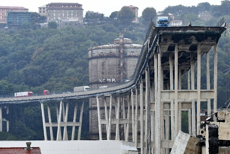 Italy weighs 3 options against Autostrade in Genoa bridge collapse-minister