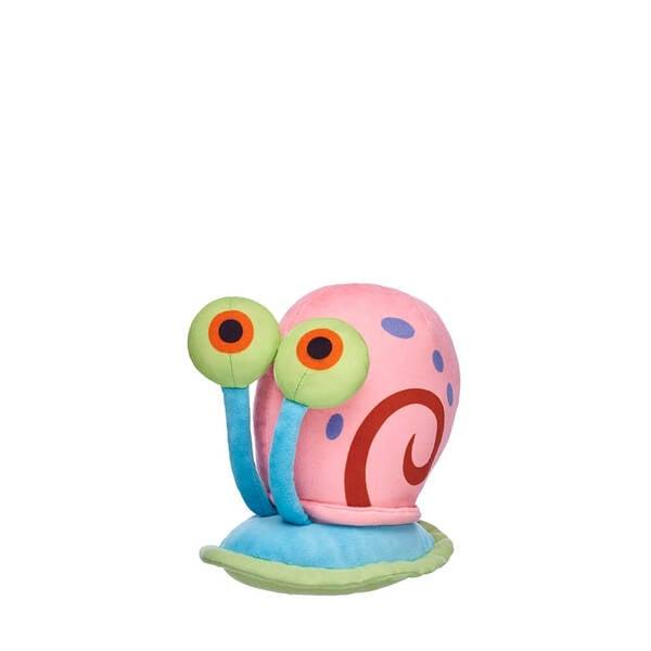 "<p>Honestly, while I love SpongeBob and Patrick, this little <a href=""https://www.popsugar.com/buy/Pre-Stuffed-Gary-Snail-493661?p_name=Pre-Stuffed%20Gary%20the%20Snail&retailer=buildabear.com&pid=493661&price=13&evar1=moms%3Aus&evar9=46670493&evar98=https%3A%2F%2Fwww.popsugar.com%2Fphoto-gallery%2F46670493%2Fimage%2F46670507%2FPre-Stuffed-Gary-Snail&list1=spongebob%20squarepants%2Cbuild-a-bear%2Ckid%20shopping&prop13=api&pdata=1"" rel=""nofollow"" data-shoppable-link=""1"" target=""_blank"" class=""ga-track"" data-ga-category=""Related"" data-ga-label=""http://www.buildabear.com/pre-stuffed-gary-the-snail/027825.html?cgid=collections-shop-by-character-spongebob"" data-ga-action=""In-Line Links"">Pre-Stuffed Gary the Snail</a> ($13) takes the cake in the cuteness category.</p>"