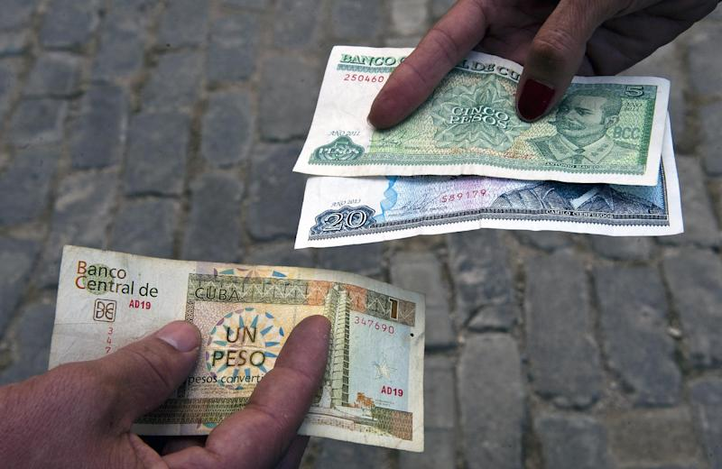 The changes will allow US banks to establish accounts in Cuban banks (AFP Photo/Yamil Lage)