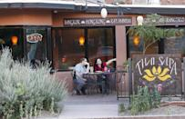 <p>Utah opened restaurants May 1 at reduced capacity and facilities were urged to use caution and proper social distancing.</p>