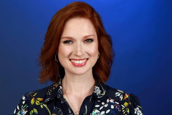 EL SEGUNDO, CA., MAY 29, 2019—Ellie Kemper played the receptionist Erin Hannon in the NBC comedy series The Office (2009–2013) and later the starring role in the Netflix comedy series Unbreakable Kimmy Schmidt (2015–2019), for which she has received two nominations for the Primetime Emmy Award for Outstanding Lead Actress in a Comedy Series. (Kirk McKoy / Los Angeles Times)